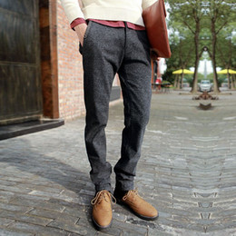 slim linen pants men - Pi Pants