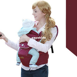 Wholesale xayakids Korean children s sports shoulder baby sling baby sling baby waist stool selling