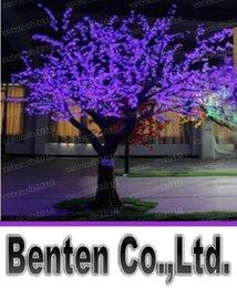 2.8M 2250pcs LED luz del árbol de cerezo Chritsmas lámpara de luz al aire libre del paisaje LLFA4453F