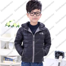 Wholesale Hot Sale Hight Quality kids down Jackets Winter Outwear Boys Girls Keep Warm Jacket Coats Kids Baby Thickening Down Coat