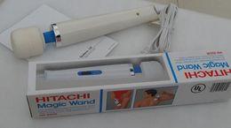 Wholesale Best quality Hitachi Full Body Massager HV R V Hitachi Magic Wand Massager AV Vibrator Massager