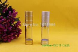 Wholesale 2015 glass bottles ml spray bottle vacuum packaging perfume bottle portable spray bottle