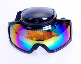 discount ski goggles mnt9  Discount ski goggles camera Wholesale-Free Shipping 720P HD Camera Skiing  Goggles Snowboarding Sports Video