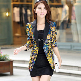 Discount Ladies Summer Blazers | 2017 Summer Blazers For Ladies on ...