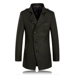 Discount Men S Business Coats For Winter | 2017 Men S Business