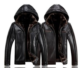 Mens Hooded Leather Coats 2xl Suppliers | Best Mens Hooded Leather