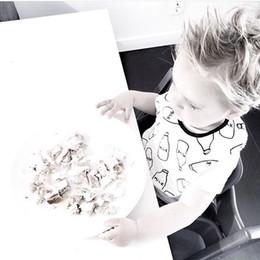 Wholesale 2016 Baby Girls Boys Bibs Kids Fashion Cartoon batman Cross Milk Bottle Pattern Toddler Towel Bibs Burp Cloths