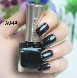 Wholesale china gsang brand nail art lacquer polish bulk sweet glaze color lacquer nail art varnish enamel