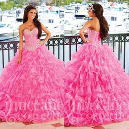 Big Pink Princess Prom Dresses Online - Big Pink Princess Prom ...