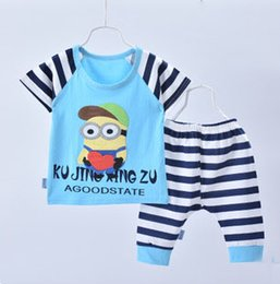 Wholesale Baby clothing sets Cool cotton clothing boys baby whale star family Kids Summer Children s short sleeved suit
