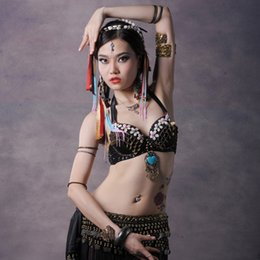 Wholesale Tribal Belly Dance Top Tribal Style Women Belly Dance Bra Tribal Bra Belly Dance Bra Top
