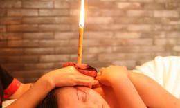 100шт (50pairs) дешево и легко Высокое качество пакет Ухо Свеча Терапия Ухо Ароматерапия Медицина Натуральный пчелиный воск уха свечи