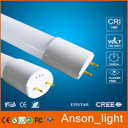 best 4ft 18w 3ft 14w 2ft 9w t8 led tube light 1750lm led fluorescent tube lamp warranty 2 years for office home school best lighting for home office