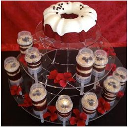2015 Venda quente plástico grau de alimentos Push Up pop contêineres empurre bolo bolo pop recipiente para decoração do partido rodada ferramenta CCA1683 forma 650pcs