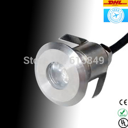 Discount 12 Volt Outdoor Lighting Wholesale Free Shipping 12 Volt 1x3W 42mm  304 Stainless Steel