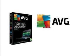 AVG Internet Security 2016 1 an clé d'activation pour 3 PC