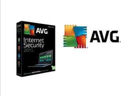 AVG Internet Security 2016 1 ano chave de ativação para 3 PC