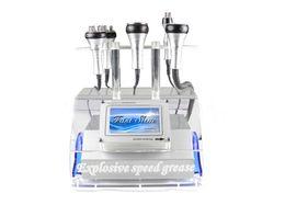2017 machine ce Ultrasonic Slimming Lip Cavitation Vacuum Multipolar RF Microcurrent Machine beauty equipment slimming machine Tripolar bipolar body face RF cheap machine ce