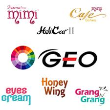 Wholesale GEO color contact lenses GEO circle lens MIMI series Eyescream Grang Grang made in Korea authentic range of prescriptions ready stock