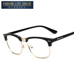 Discount Half Reading Glasses Men 2017 Half Frame ...
