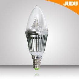 Energy Saving Candle Light Bulbs: Wholesale-1 3wled light source energy saving lamp eco-friendly light bulb  e14 screw-mount small pointed toe candle lamp table lamp pendant energy  saving ...,Lighting