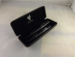 Wholesale 60sets New Arrival YOUNIQUE MASCARA Moodstruck curling D Fiber Lashes Mascara Natural Fiber
