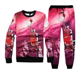 Wholesale Hot New emoji print women men boy hoodies joggers pants tracksuit sweat suit cartoon emojis sportwear winter outfit