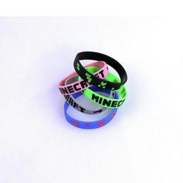 Wholesale High Quality New Minecraft wristband Minecraft bracelet in stock
