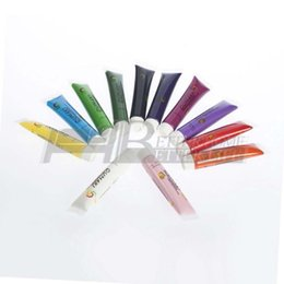 Wholesale 3et Colors D Nail Art Paint Tube Draw Painting Acrylic Nail Art Tip UV Gel