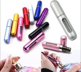 Wholesale ml mini empty perfume bottles travel perfume atomizer spray bottle