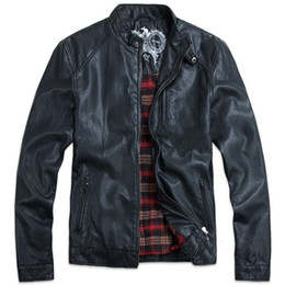 Men Classic Leather Motorcycle Jacket Online | Men Classic Leather