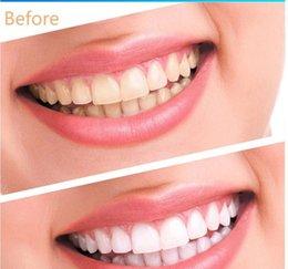 Wholesale 80g Dental cleaning powder yellow teeth tartar dentifrice smoke stains Whitening teeth remove bad breath Bleaching tooth powder