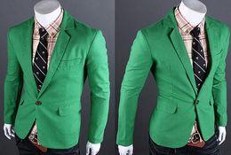 Discount Mens Green Button Blazer | 2017 Mens Green Button Blazer ...