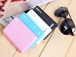 2pcs/lot Newest Wallet style 12000mah External Power Bank with LED Torch Function double USB Backup Battery Charger Cell Phone Tablet