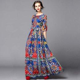 plus vintage dress prints