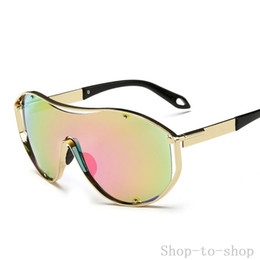cool eyeglasses frames e16n  Cool Style Sunglasses For Men Women Colorful Coating Clear Lens Glasses  Metal Frame Goggle Eyewear Eyeglasses S565