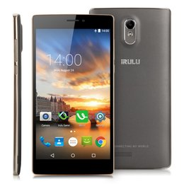 """Discount chinese phone screens iRULU Victory V3 6.5"""" Smartphone Android 5.1 Quad Core 4G LTE Dual SIM Unlocked Cell Phones ON SALE"""