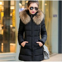 Ladies Long Padded Winter Coats Hood Online | Ladies Long Padded