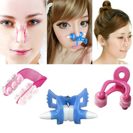 Wholesale Holesale Nose Up Clip Bridge Lifting Shaping Shaper Clipper Straightening Face Nose Beauty tool