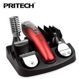 Wholesale Pritech in Electric Clipper V Hair Trimmer Beard Professional Cutter Hair Cutting Machine To Haircut Hairclipper