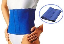 Wholesale 2015 Hot Sale Neoprene Fat Cellulite Burner Slimming Trimming Sweat Sauna Tummy Waist Belt New