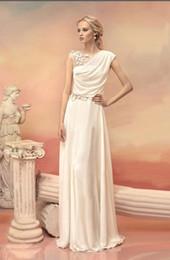 Wholesale 2015 Greek goddess party dresses formal dresses cheap White long evening dress abend kleider vestidos de festa vestido longo
