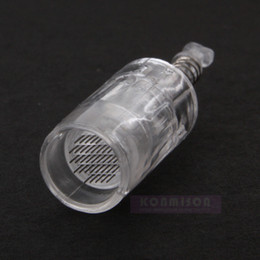 Wholesale Pack Pin Needle Cartridge Bayonet Port for Electric Auto Microneedle Derma Pen mm MYM Tip Nutrition Input