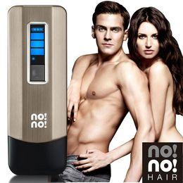 Wholesale Retail NoNo Hair Pro5 Rechargeable Removal No No Hair No No Hair Epilator Women Men Face Body Hair Removal Device US UK EU Plug