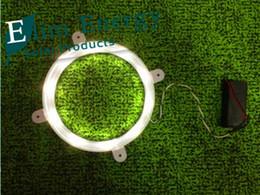 Anneau de LED pour jeu de lancer cornhole light pour cornhole board utilisé freeshiping