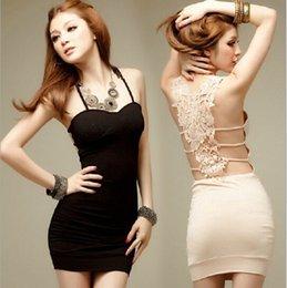 Wholesale women clothing Milk silk sleeveless bottoming dress Sexy Slim package hip nightclub Dress summer new European and American