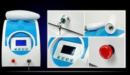 Wholesale professional tattoo removal laser machine china laser remove pigment q switched nd yag laser tattoo removal equipment