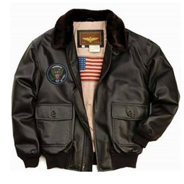 Mens Leather Flight Jackets Online | Mens Leather Flight Jackets