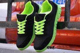 Wholesale 2015 Air Running Haute Qualité Printemps Automne Hommes Chaussures De Mode Nubuck Chaussures De Sport Décontracté Hommes Breathable Soft Chaussures plates Hommes