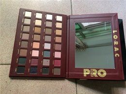 Wholesale LORAC Limited Edition Holiday Mega PRO Palette Eye Shadow Color Makeup by DHL Factory Derictly